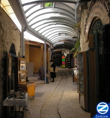 Art Gallery Street Safed